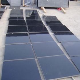 中国黑蒙古黑石材荒料   板材