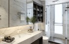 私密空间装饰 卫生间石材设计 提供生活品质