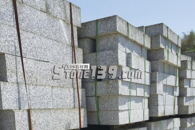 湖南芝麻灰路沿石-- 天华石材厂