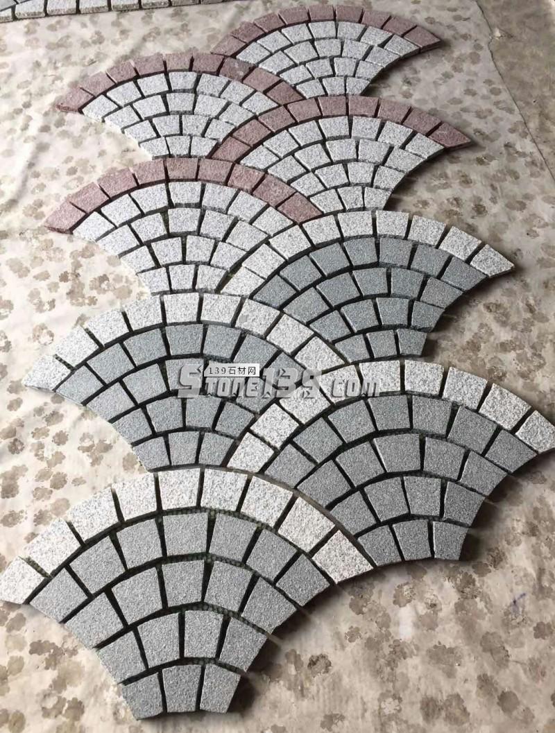 寿宁红地铺 福寿红扇形地铺-- 寿宁县振兴石材厂