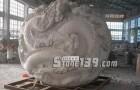 石雕龙球、圆球及浮雕龙实拍图集欣赏