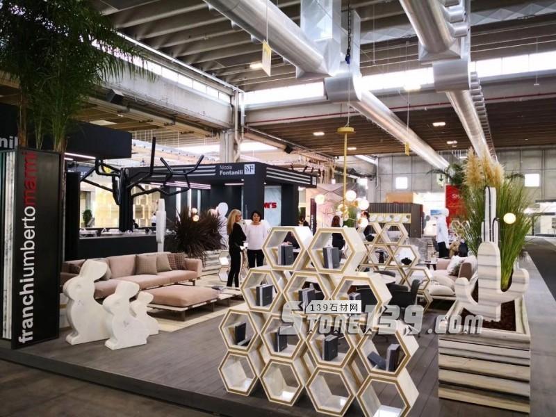 意大利维罗纳石材展今日开幕,中国参展企业数量居第二