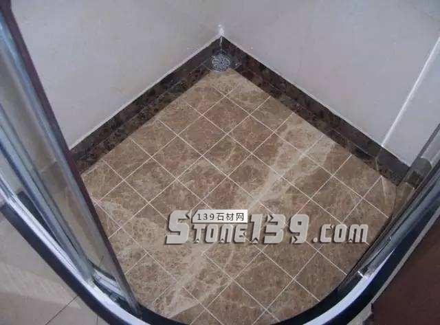 木地板和大理石圆弧怎么收口