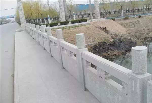 石雕栏杆护栏