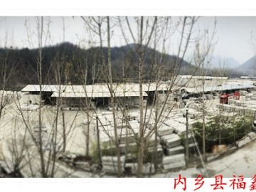福鑫石业内乡县工厂实拍图