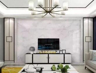 34款白色大理石背景墙合集,2018年走心之作