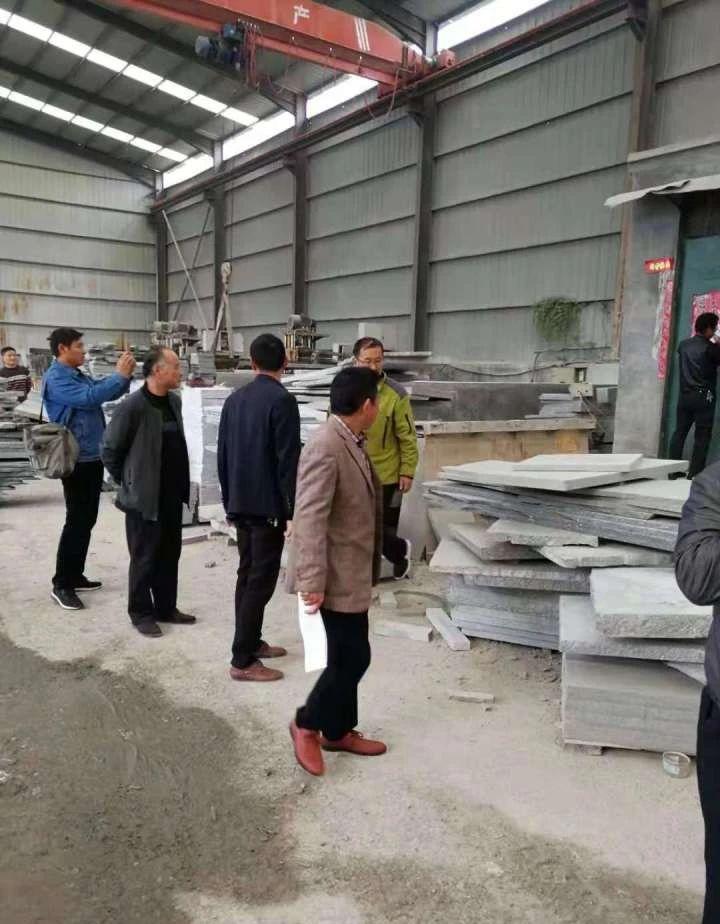 山东平邑多部门联合整治石材加工厂,33家被断电查封!