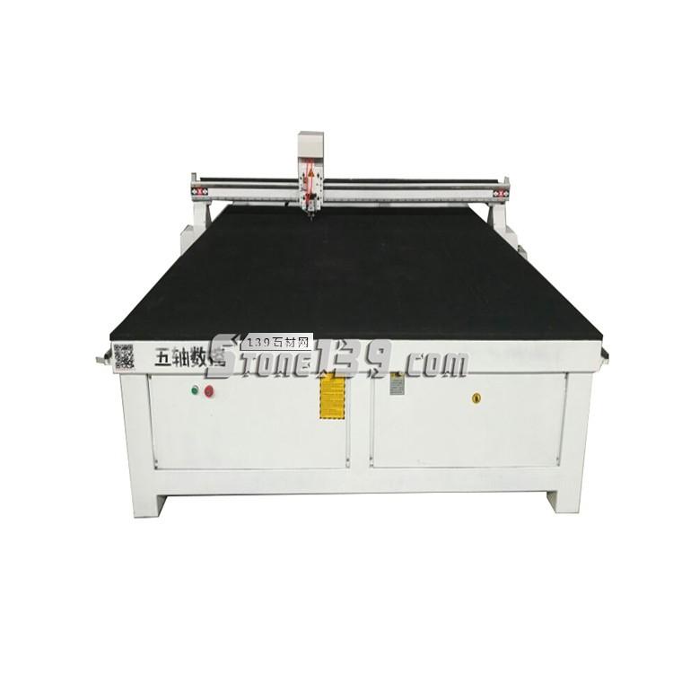 自动玻璃切割机 异形工艺品切割机 五轴数控 质保两年