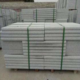 芝麻白成品 台阶石 地铺石 园林景观工地用石厚板