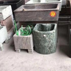 石材洗衣池 一体洗衣池带石材拖把池