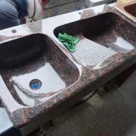 进口花岗岩洗衣池 新款升级50年不漏水XYC-046