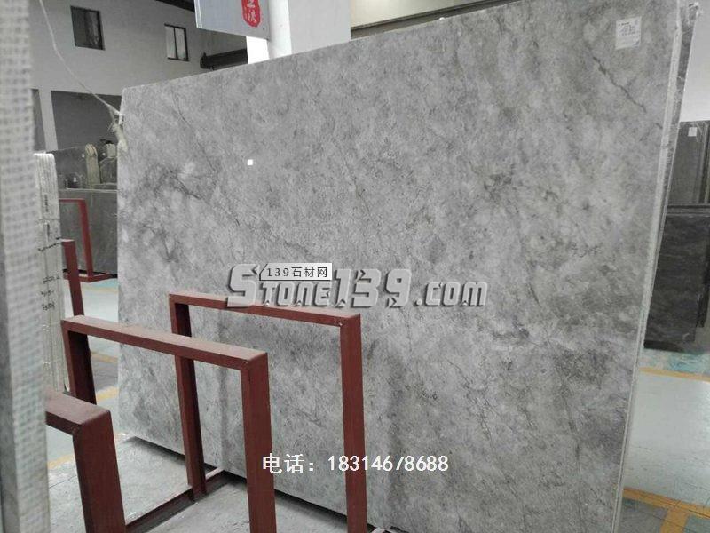 云朵拉灰大理石-- 福建省南安旭顺石材有限公司