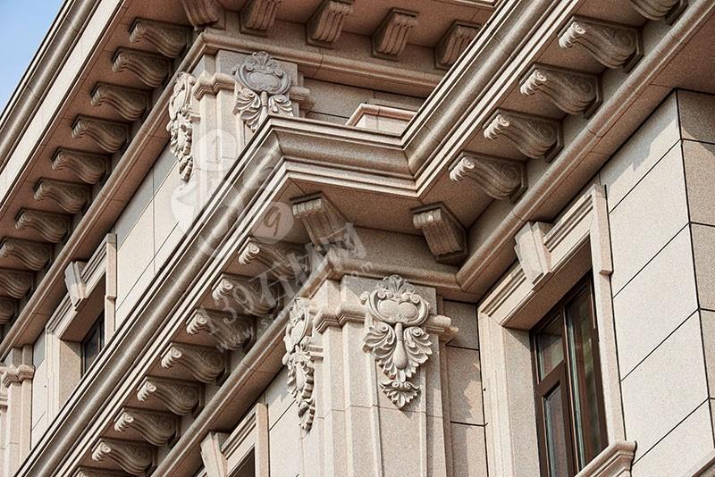別墅外墻裝飾石材的案例欣賞 這個可以有沒有也要收藏
