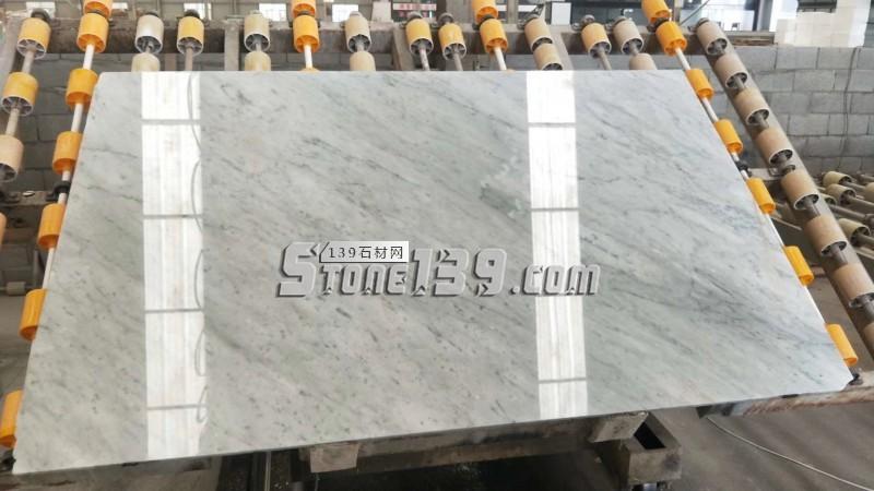 卡拉拉白大理石新磨-- 汇盛·泽金石业