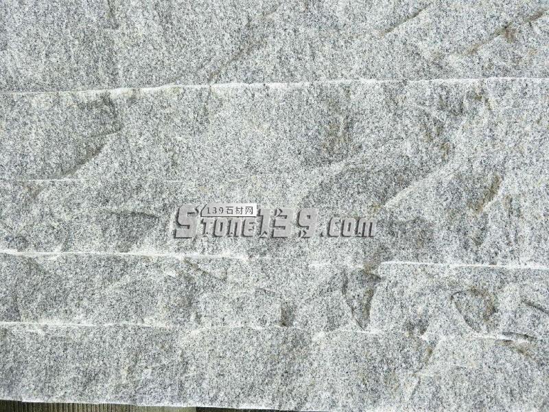 湖北芝麻灰自然面 罗田灰麻墙饰材料-- 罗田地皇石材有限公司