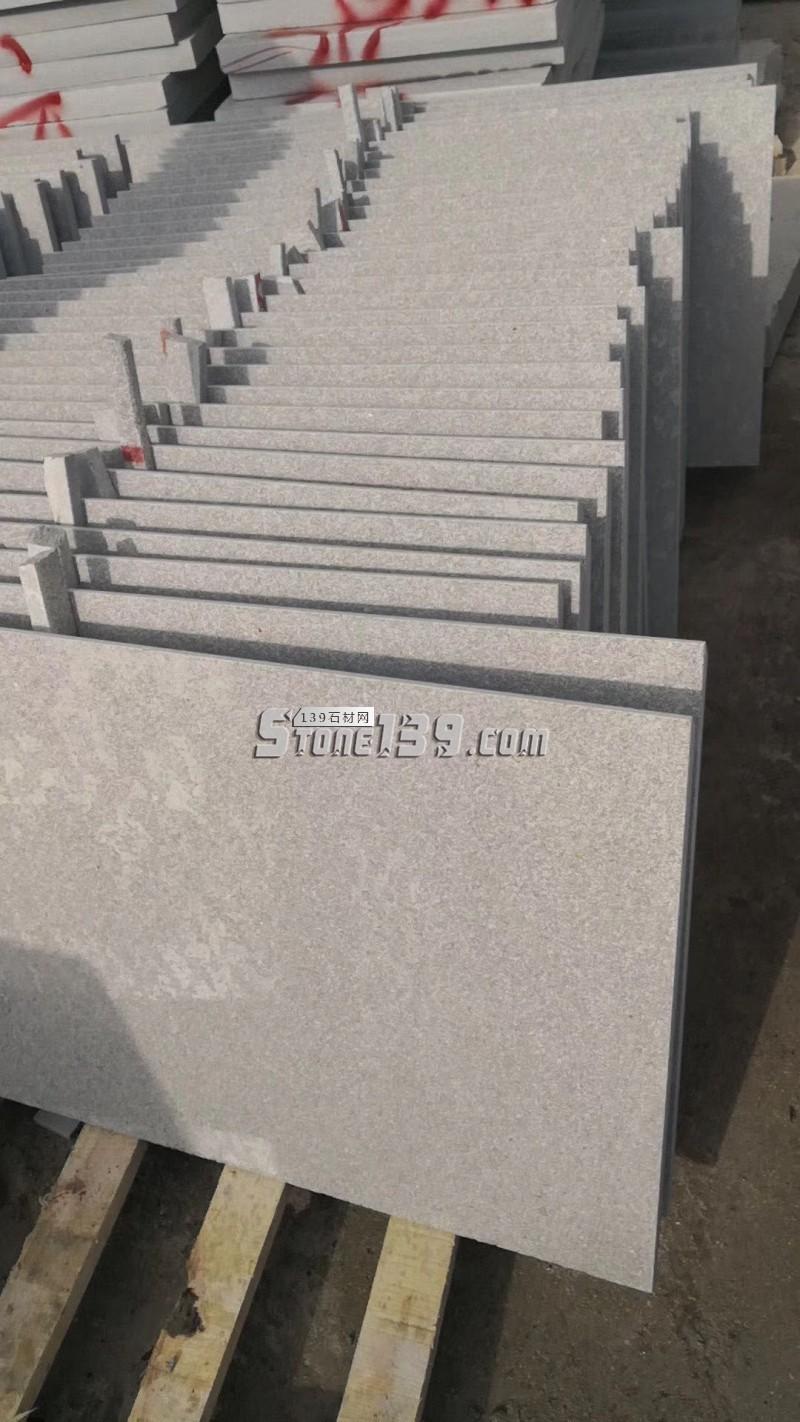 湖北芝麻灰规格板-- 罗田地皇石材有限公司