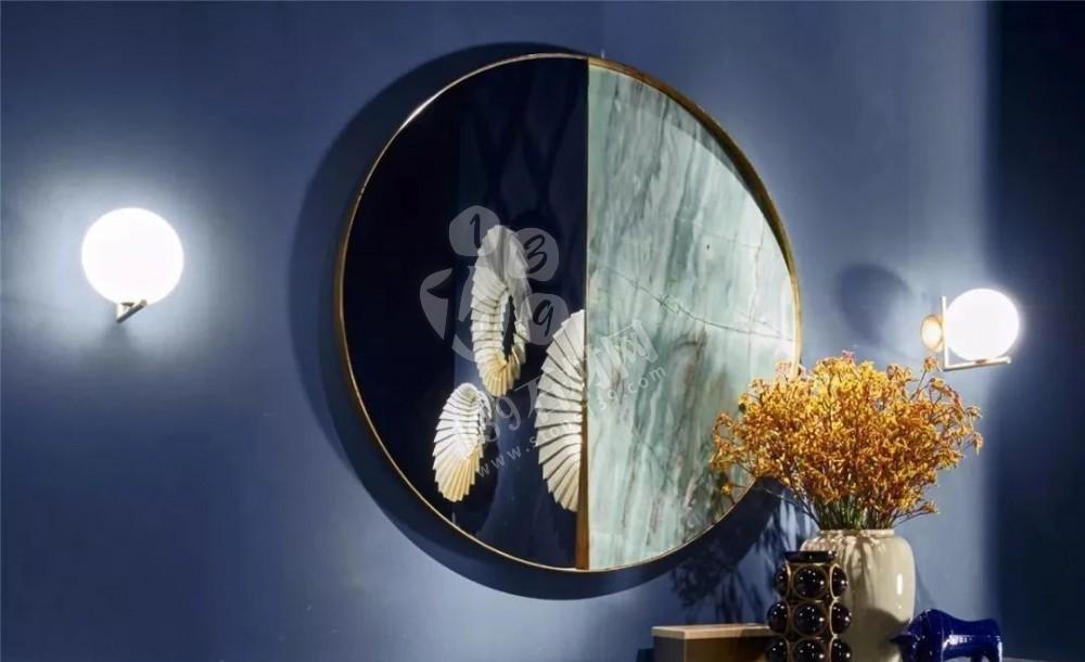 大理石装饰自然又美丽,每一款都有它天然独特的纹理