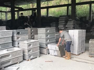 漳州洗衣池工厂 石材洗衣池加工厂
