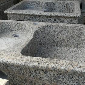 一体洗衣池 单盆 双盆 平底 锅底各种款式洗衣池批发
