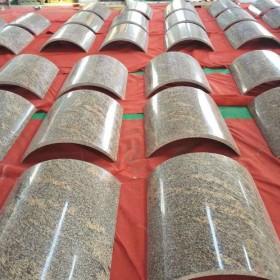 花岗岩圆柱弧形板 进口花岗岩弧形圆柱