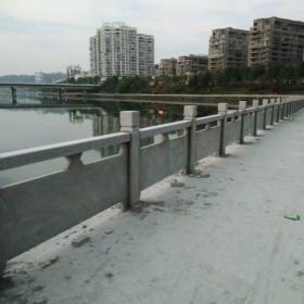 城市公园河道护栏石 花岗岩栏杆河栏杆护栏板