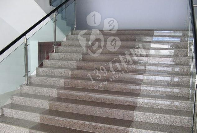 大理石楼梯装饰