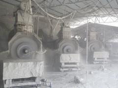 梨花白石材厂家隆鑫石材生产规模