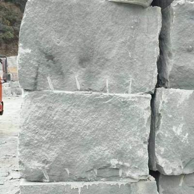 四川青石荒料 路沿石方料供应