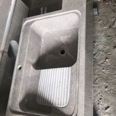 非原标石材洗衣池 石材洗衣池定制 私人定制洗衣池