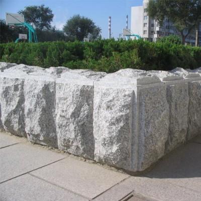 花坛蘑菇石