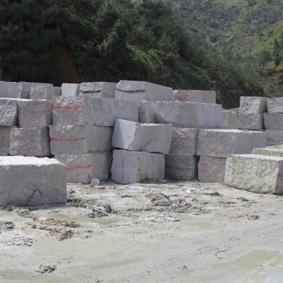 江西新安溪红花岗岩荒料