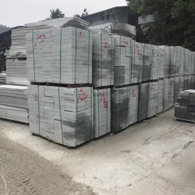 湖南芝麻灰3公分成品板 1.5毛板大量现货