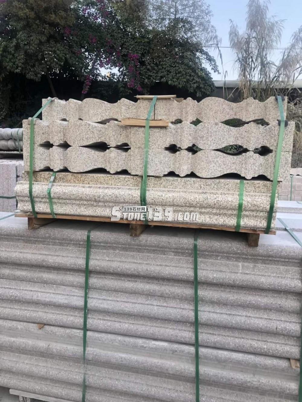石材栏杆 花岗岩栏杆