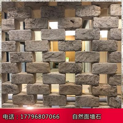 供应石灰石莱姆石古典米黄自然面墙石地铺石