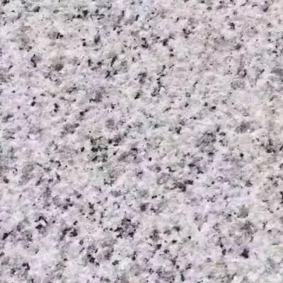 湖北G603石材自然面花色 加工各种白麻表面