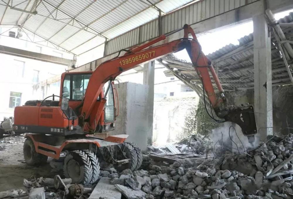 福建长泰县一举关停全县1342家石材加工企业