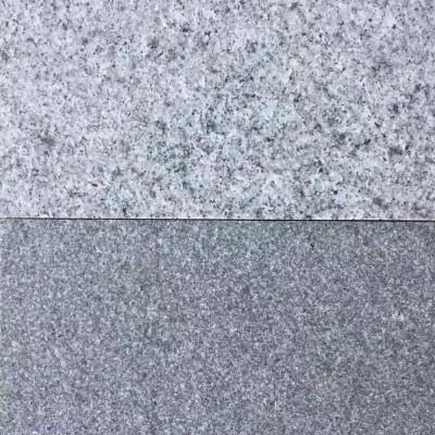 湖北罗田芝麻灰系列石材样品