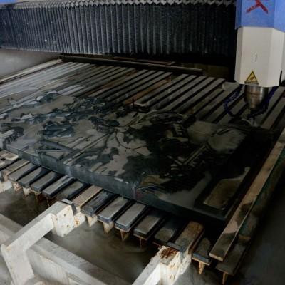 石材CNC雕刻加工 青石浮雕加工