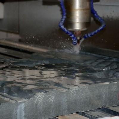 福建泉州CNC自动雕刻加工石材 石材雕刻加工厂欢迎来料加工