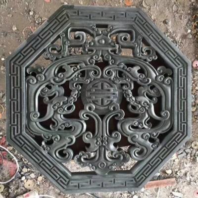 青石雕花 石材雕刻 浮雕 寺庙建筑石雕产品