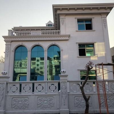 惠安石雕厂别墅石材案例应用