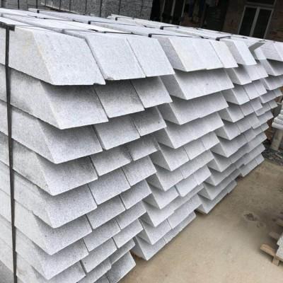 广东芝麻白树围石 树池石材 园林石材廉江厂家供应
