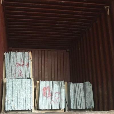 广东浪花白条板 成品板出口 装柜
