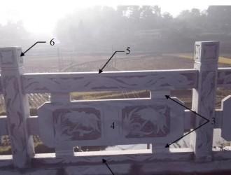 青石栏杆现场雕刻及安装施工细部做法