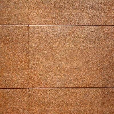 江西映山红石材墙面荔枝面装饰效果