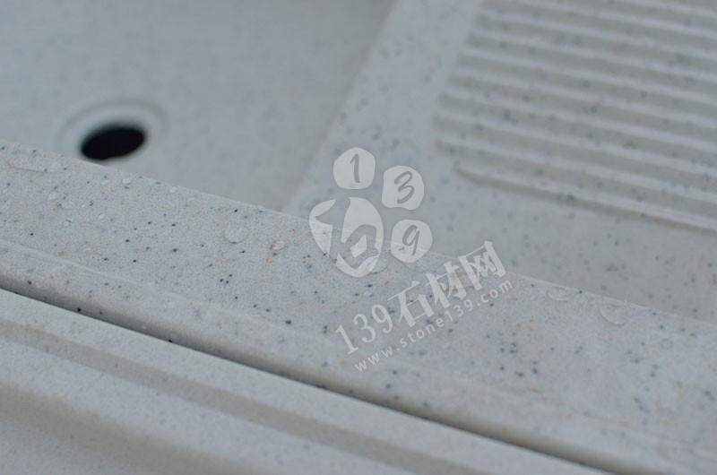 华信东莞石材展示 石英石洗衣池产品