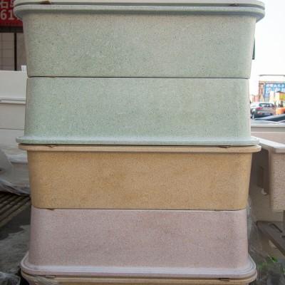石英石洗衣池红色 绿色 黄色 白色 四个颜色可选