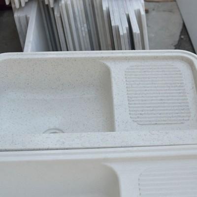 福建水头石英石洗衣池成品供应