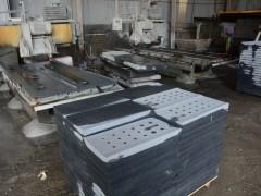 水头石材厂加工的芝麻黑G654产品