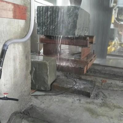 达州青石板材切割 荒料加工成板材